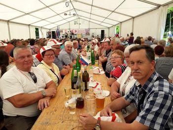 Veržej – 30. piknik krvodajalcev Slovenije