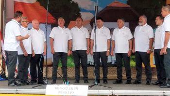 Gostovanje MoPZ Talum Kidričevo v Slavoniji