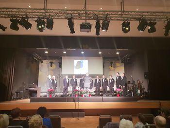 Letni koncert Moškega pevskega zbora Talum Kidričevo