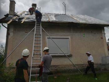 Pomoč v Črnomelj tudi iz naše občine