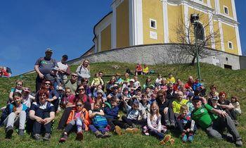 PD občine Kidričevo (Mladinski odsek) Planinski pohod na Goro Oljko