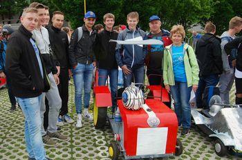 OŠ Cirkovce – EKSTRAMOBIL – traktor Steyr