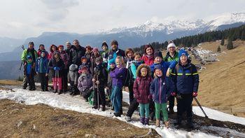 PD občine Kidričevo: Planinski pohod na idilično planino Zajamniki