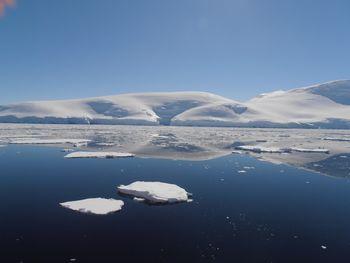 Potopisno predavanje Antarktika