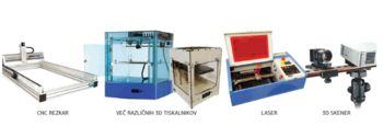 Delavnica uporabe 3D tiska za oblikovanje izdelkov