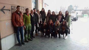 Več dijakinj in dijakov Srednje šole Veno Pilon Ajdovščina darovalo kri