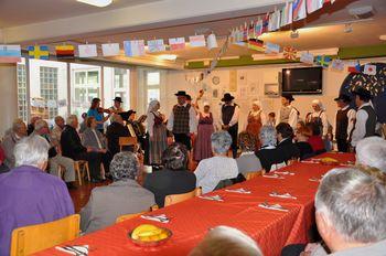 Srečanje občanov občine Vipava, starejših od 80 let