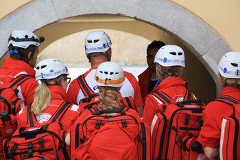 Regijsko preverjanje usposobljenosti ekip iz prve pomoči