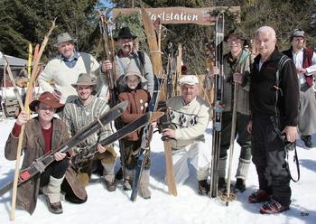 Starodobni smučarji SD Kanin Emaus uspešno tekmovali v Wagrainu v Avstriji