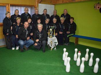 Kegljači DU Lovrenc na Dravskem polju državni prvaki