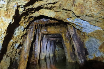 Ureditev Rudnika Sitarjevec za namen turističnih ogledov