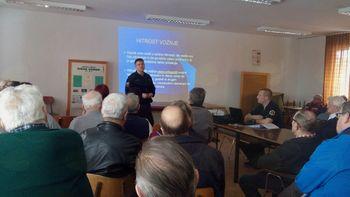 Predavanje o novostih v cestno prometnih predpisih