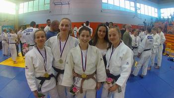 JK Duplek iz članskega državnega prvenstva s 4 medaljami
