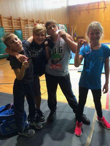 Judo klub Duplek iz Oplotnice s popolnim izkupičkom
