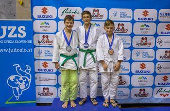 Državno prvenstvo mlajši kadeti in Guštanj open