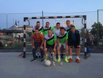Turnir futsal Vojnik 2017