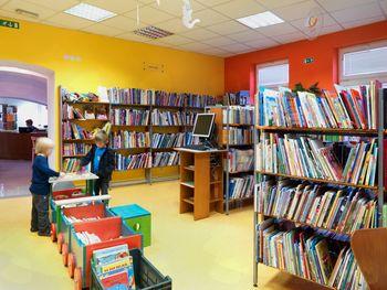 Novi prostori v Knjižnici Vojnik