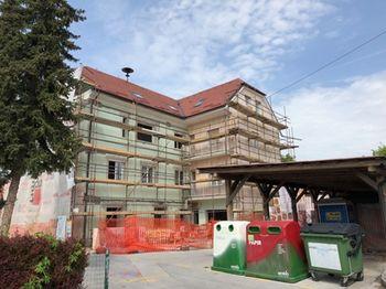 Rekonstrukcija, sprememba namembnosti in energetska sanacija poslovno-stanovanjskega objekta Nova Cerkev 22