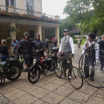 Iščemo starodobna kolesa