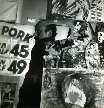 Boris Lurie in NO! art