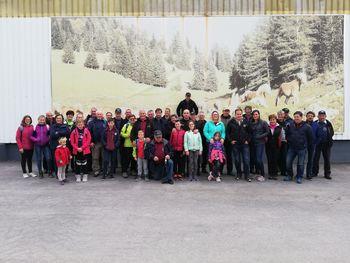 Izlet KD Zelena dolina na Tirolsko