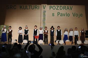 Src kulturi v pozdrav s Pavlo Voje na Polšniku