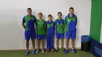 2. OT za mladince in mladinke v namiznem tenisu v Izoli