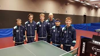 Znani finalisti ekipnih državnih prvenstev za kadete in mladince