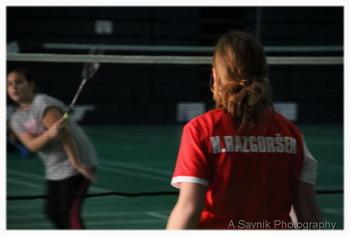 2. Državni turnir v badmintonu kategorije U-13, Lendava
