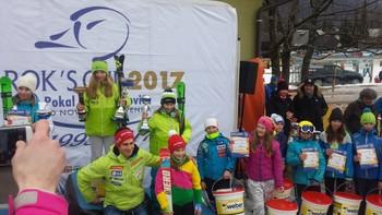 Pokal Roka Petroviča 2017 v Kranjski gori