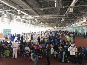 Judo klub Ravne na tekmovanju v Ukrajini