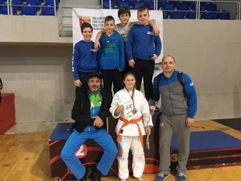 Ekipa Judo kluba v Zrenjaninu