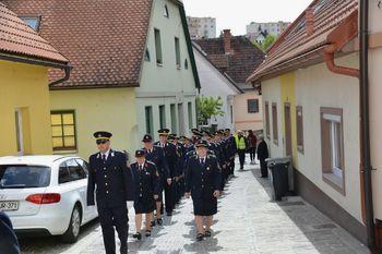Florjanovo - praznik gasilcev