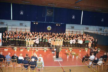 Slavnostni koncert ob 50. obletnici pevskega srečanja Od Pliberka do Traberka