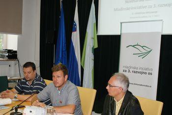 Ob 3. obletnici delovanja Mladinske iniciative za 3. razvojno os