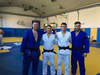 Kamp Judo zveze Slovenije