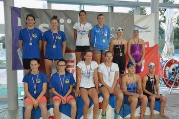 Na državnem prvenstvu v plavanju v Kranju nov državni rekord Ravenčanov
