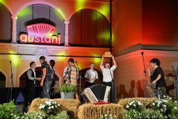 Prvi festival narodno-zabavne glasbe Guštanj 2017