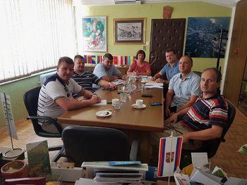 Delovno srečanje podpisnikov skupne izjave za 3. razvojno os