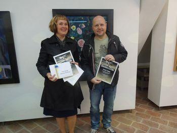 Podelitev nagrad dvojezičnega literarnega natečaja Koroška v besedi/Literaturwettbeverbes