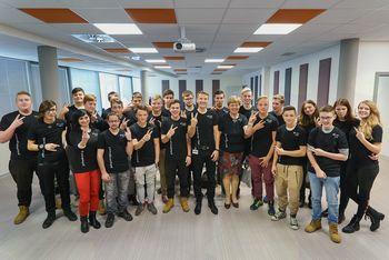 Sprejem štipendistov v SIJ Metalu Ravne