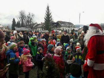 Božično-novoletni sejem v Kotljah