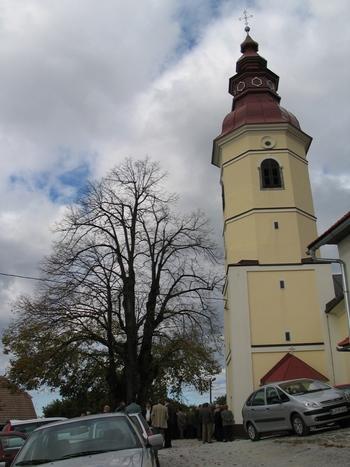 Župnija Primskovo skozi čas