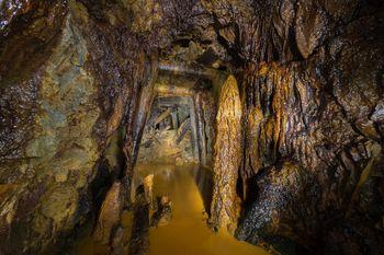 Zgodovina rudnika Sitarjevec