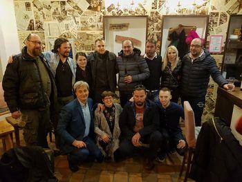 Klapa Šufit, Darko Vidic in Ženska vokalna skupina Lipa za Valentinovo