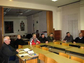 Letno srečanje  ključarjev obeh farnih in vseh podružničnih cerkva župnije Brdo in Zlato Polje