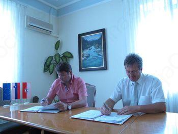 Nadaljevanje energetske obnove OŠ A. T. Linharta Radovljica