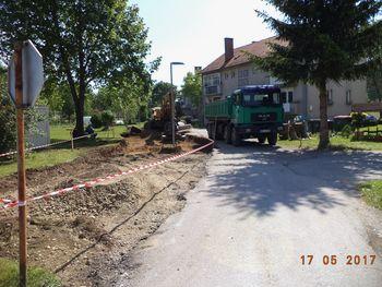 Modernizacija cest v naselju Kidričevo