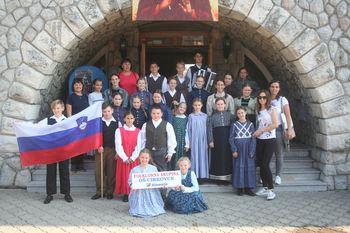 Gostovanje v Bosni