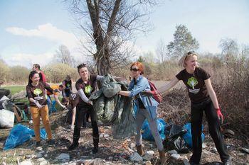 Očistimo Slovenijo in svet 2018
